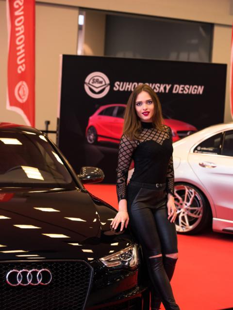 Moto Show w Krakowie